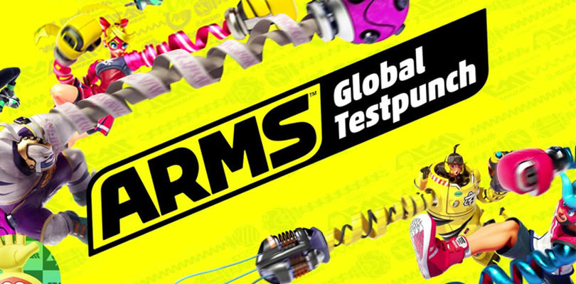 Disponibile l'ARMS Global Testpunch sull'eShop europeo di Nintendo Switch