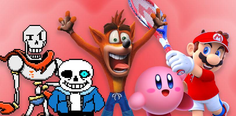 Tutti gli annunci per Nintendo Switch del Nintendo Direct