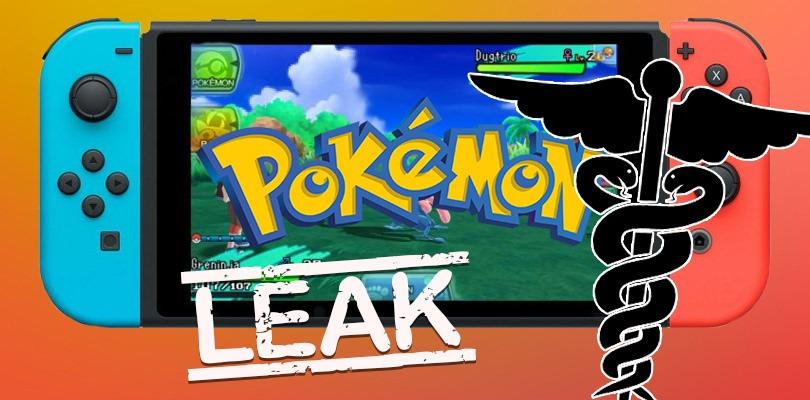 Il leaker italiano rilascia nuove informazioni per Pokémon su Nintendo Switch