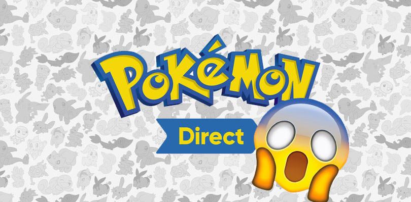 Annunciato un nuovo Pokémon Direct per il 9 gennaio