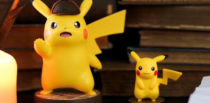 L'amiibo di Detective Pikachu è davvero enorme: ecco le prove!
