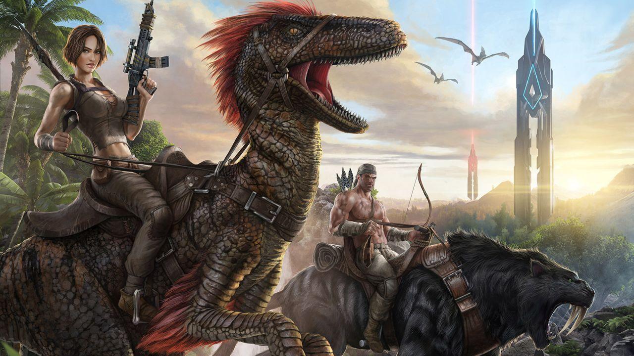 Ark: Survival Evolved arriverà su Nintendo Switch il prossimo autunno