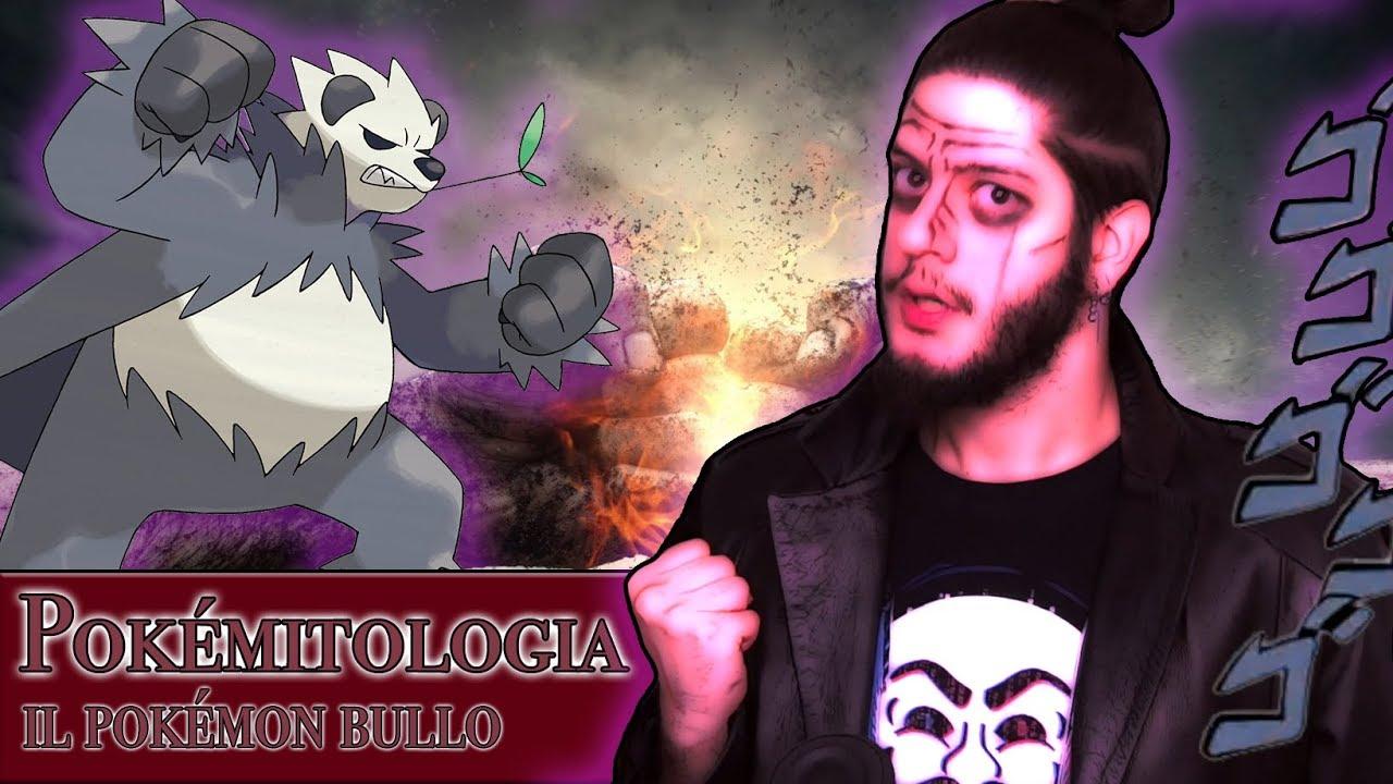 [VIDEO] Pokémitologia Cap. VI - parte tre: Pangoro, il Pokémon delinquente!