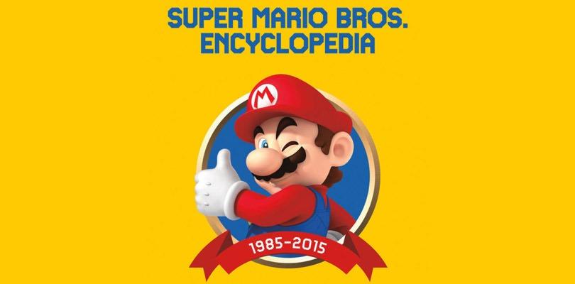 Annunciata l'edizione limitata dell'Enciclopedia di Super Mario