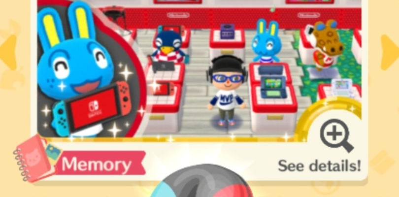 Trovato un Easter egg in Animal Crossing: Pocket Camp