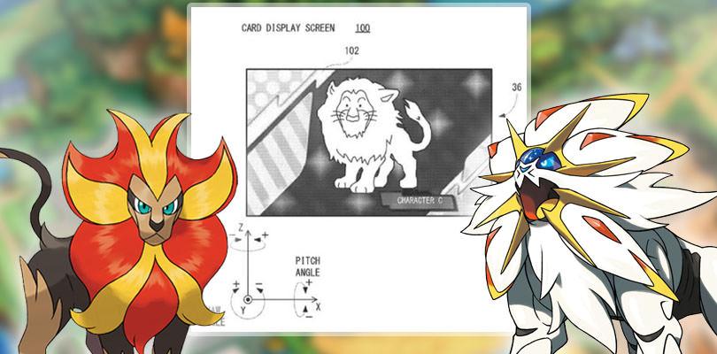 Game Freak brevetta delle carte elettroniche da utilizzare con Pokémon per Switch?