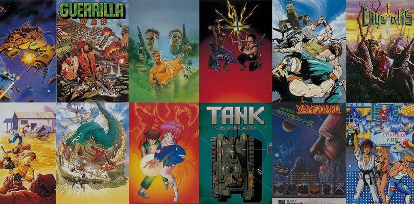 I titoli da sala giochi arrivano su Nintendo Switch con la SNK 40th Anniversary Collection