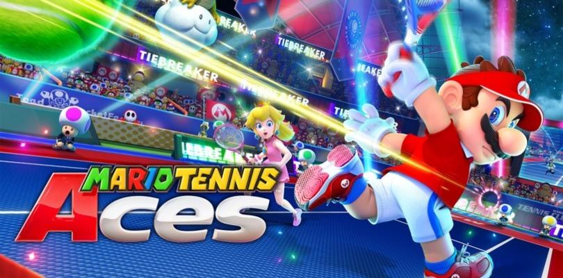 Un nuovo personaggio e tanti dettagli sugli Stili in Mario Tennis Aces