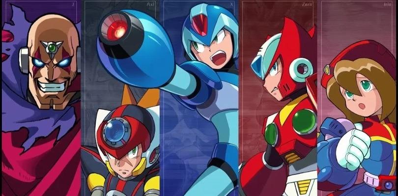 Megaman X Legacy Collection 1+2 in arrivo anche in occidente su Nintendo Switch