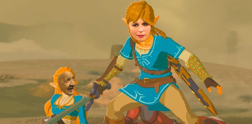 Maria De Filippi ha dichiarato di giocare a The Legend of Zelda: Breath of the Wild