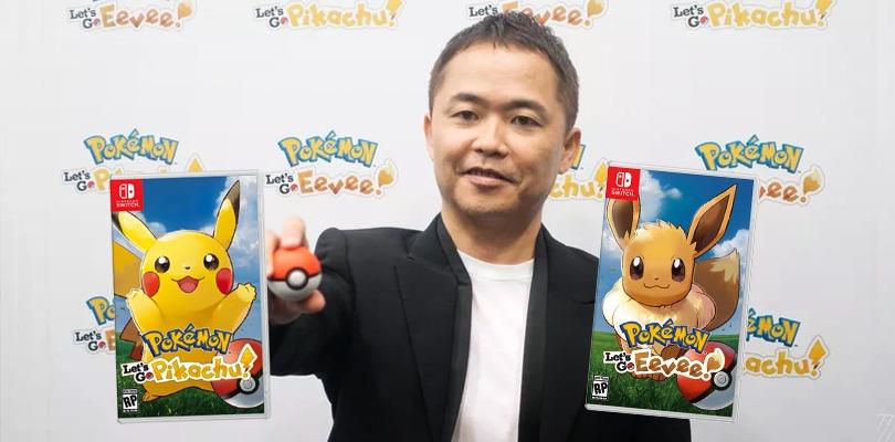 Junichi Masuda rivela ulteriori dettagli su Pokémon Let's Go, Pikachu! e Pokémon Let's Go, Eevee!