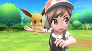 Pokémon Let's Go, Pikachu e Eevee