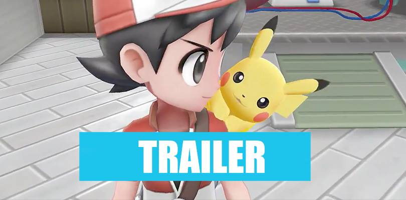 Annunciati Pokémon: Let's Go Pikachu e Pokémon: Let's Go Eevee