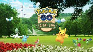 pokémon go safari zone di dortmund