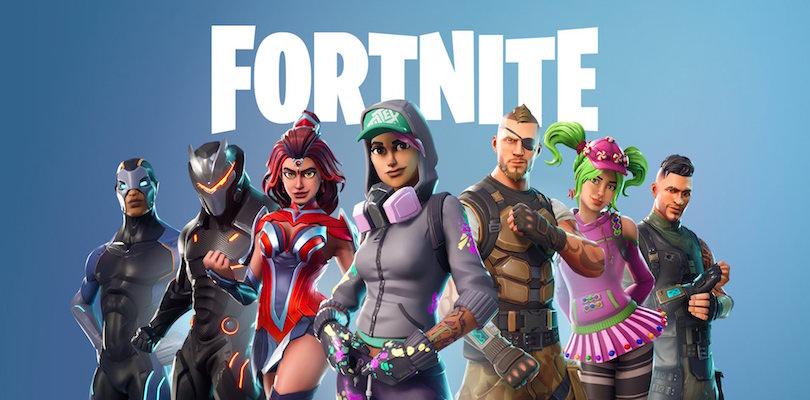 Fortnite è disponibile su Nintendo Switch