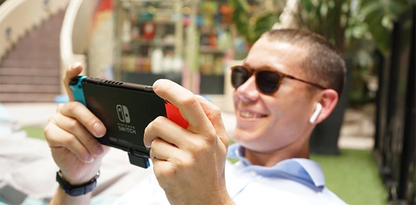 Presto potrete usare le vostre cuffie Bluetooth su Nintendo Switch grazie a uno speciale adattatore