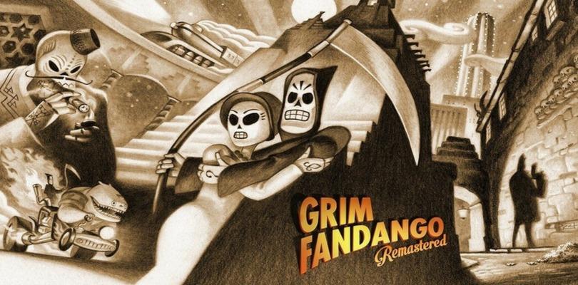 Grim Fandango Remastered in arrivo su Nintendo Switch