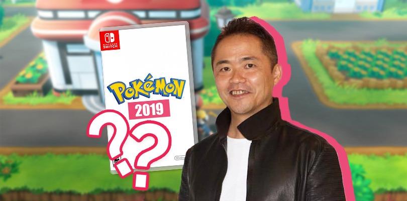 Junichi Masuda parla dei titoli Pokémon in arrivo nel 2019