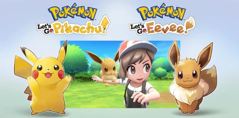 Nuove informazioni svelate dal gameplay di Pokémon: Let's Go, Pikachu & Eevee!