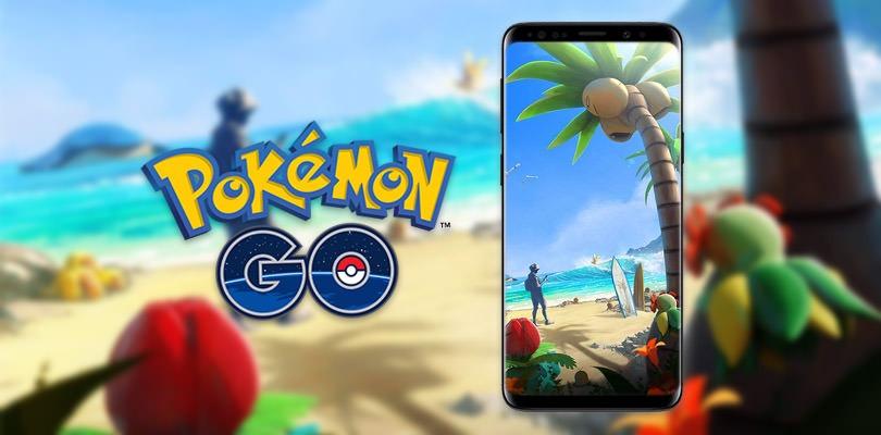 Nuovi premi, mosse, informazioni sugli scambi e tanto altro nel nuovo aggiornamento di Pokémon GO