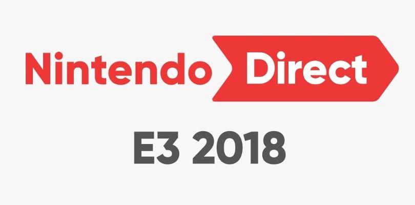 Svelata la durata del Nintendo Direct all'E3 2018