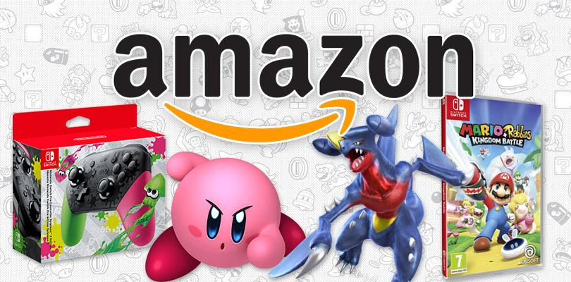 Kirby Star Allies, Pokkén Tournament DX e molto altro in offerta su Amazon