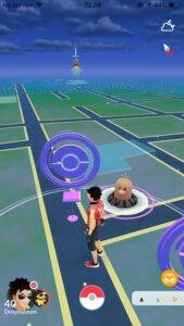 Diglett Forma Alola selvatico in Pokémon GO