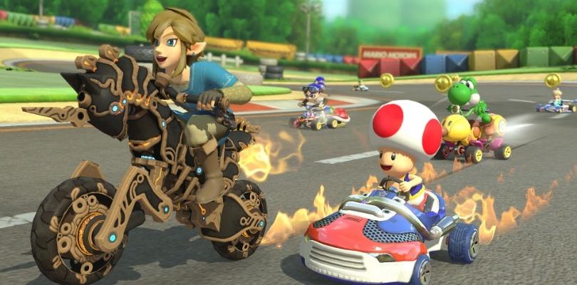 Nintendo continuerà a supportare i suoi titoli per Switch con DLC, aggiornamenti e nuovi eventi