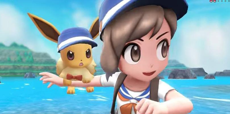 Svelate nuove personalizzazioni per Pikachu e Eevee in Pokémon: Let's Go