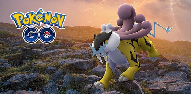 Raikou sarà la ricompensa delle ricerche di agosto su Pokémon GO