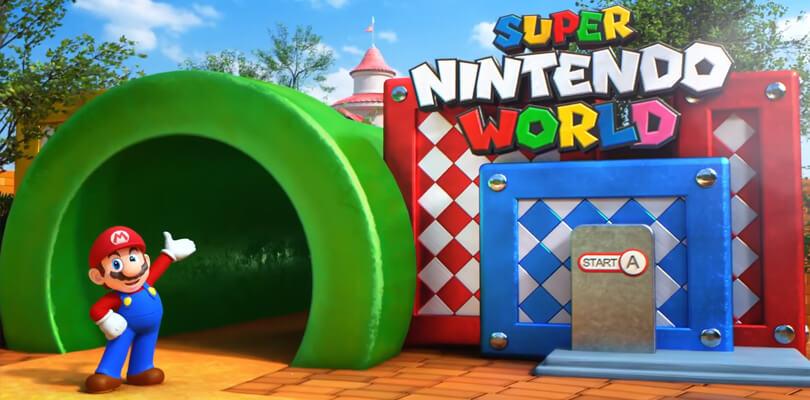 Super Nintendo World e Tokyo 2020