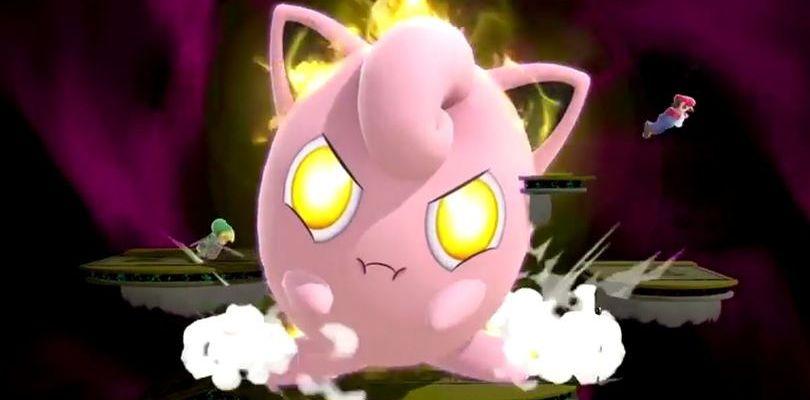 Jigglypuff debutta con un video in Super Smash Bros. Ultimate