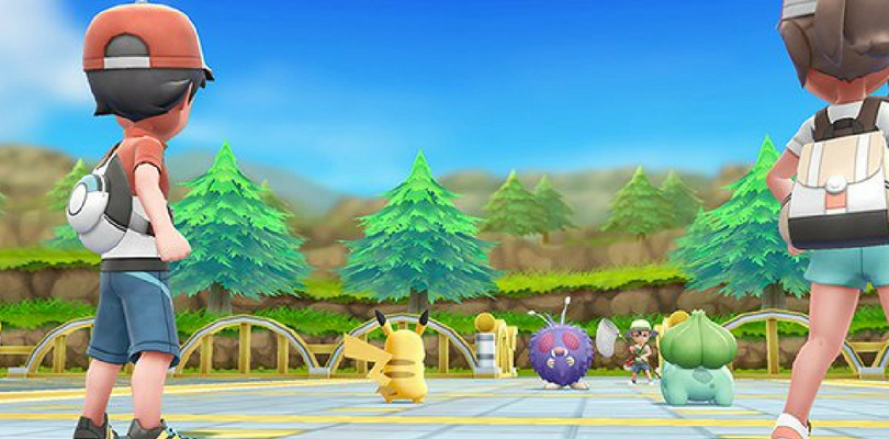In Pokémon: Let's Go non saranno presenti le lotte multiple