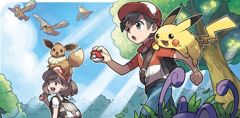 Simpatici omaggi verranno offerti a chi preordinerà Pokémon: Let's Go in Taiwan