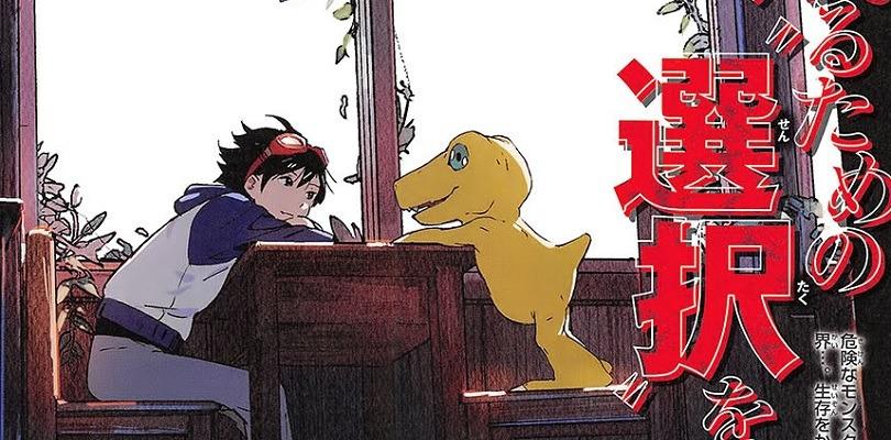 Annunciato ufficialmente Digimon Survive per Nintendo Switch