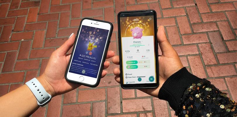Annunciati ufficialmente i Pokémon fortunati in Pokémon GO
