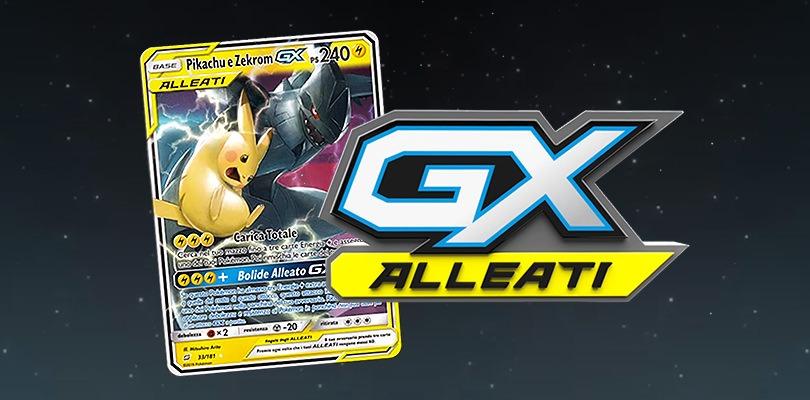 Annunciati i Pokémon-GX ALLEATI per il Gioco di Carte Collezionabili Pokémon
