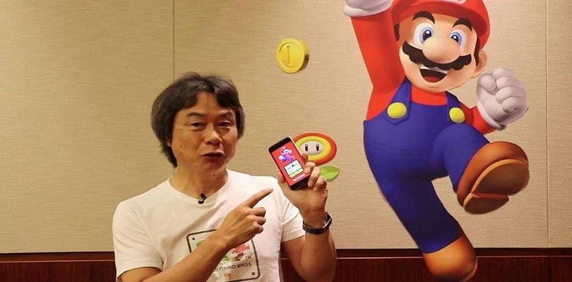 Miyamoto parla delle scelte di design sbagliate per Super Mario Run