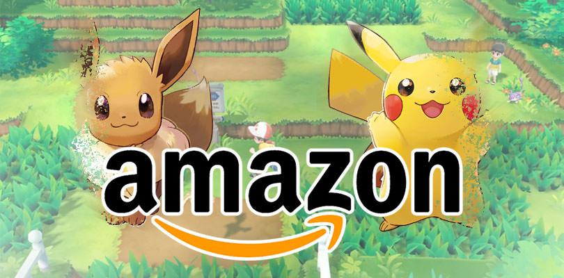 I preordini di Pokémon Let's Go stanno calando a un ritmo impressionante
