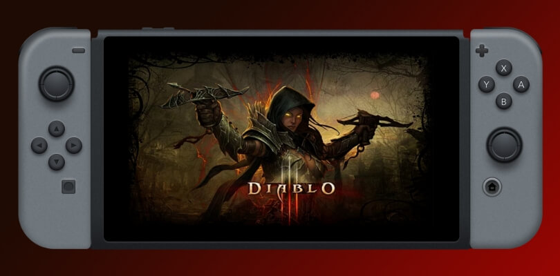 Annunciato Diablo III Eternal Collection su Nintendo Switch!
