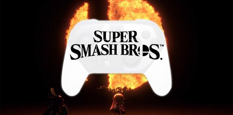 Nintendo annuncia il Pro Controller di Super Smash Bros. Ultimate e la Limited Edition dedicata