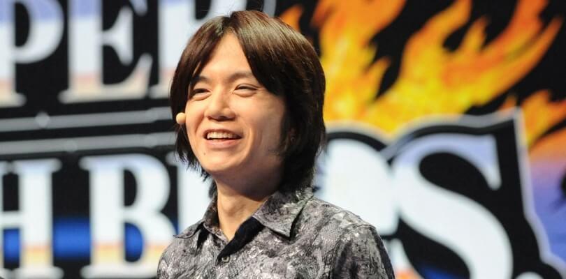 Masahiro Sakurai parla del futuro della serie Super Smash Bros.