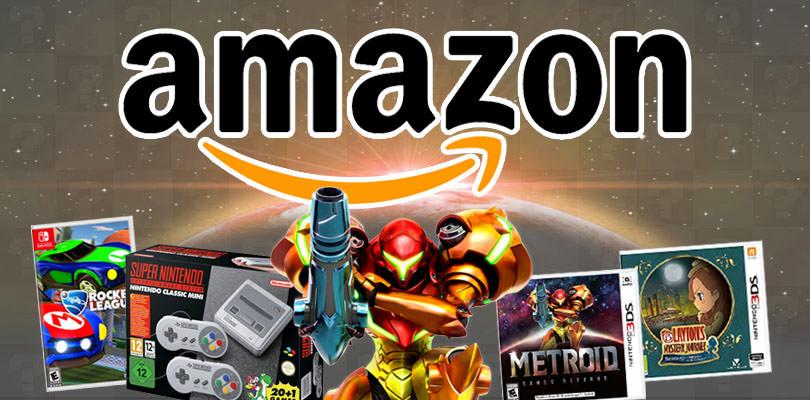 Nintendo Classic Mini, Metroid Samus Returns e tanto altro in offerta su Amazon Italia