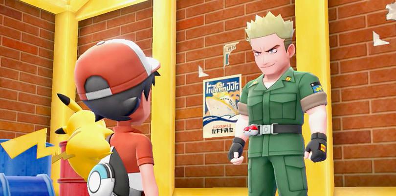 La Palestra di Aranciopoli è stata modificata in Pokémon Let's Go?