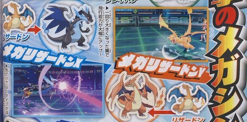 CoroCoro conferma il ritorno delle megaevoluzioni in Pokémon Let's Go