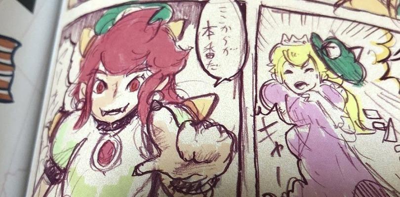 Bowsette doveva originariamente apparire in Super Mario Odyssey?