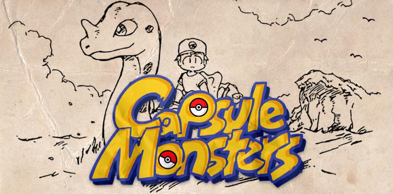Alla scoperta di Capsule Monsters, il primo concept di Pokémon