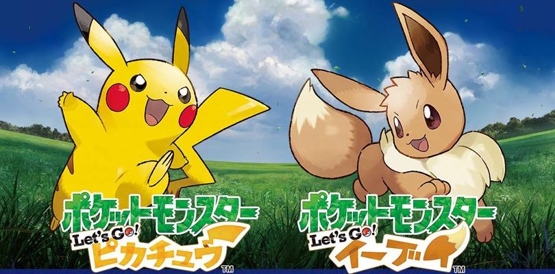 In arrivo in Giappone la colonna sonora di Pokémon Let's Go, Pikachu! e Let's Go, Eevee!