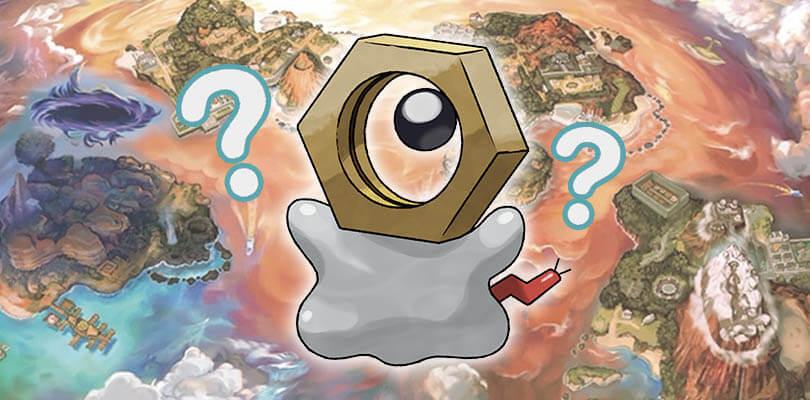 Il Pokémon #891 potrebbe appartenere alla settima generazione?