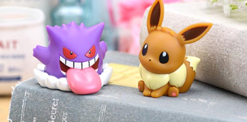 Nei Pokémon Center giapponesi arrivano i nuovi pupazzi a misura di dito